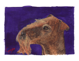 Airedale Terrier Notecards