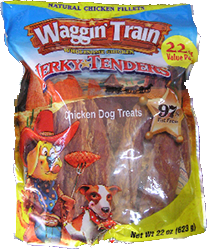 Wagon Train Chicken Jerky